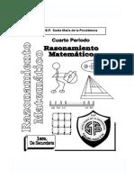 Razonamiento Matematico 1ero 4bim 2005