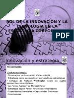 gestion de la innovacion
