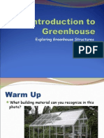 Introduction to Greenhouse
