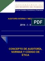 Auditoria Interna y Medio Ambiente Presentacion Powerpoint