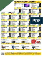 Pricelist Used PC&Monitor