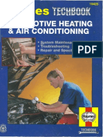 Haynes Techbook Automotive Heating and Air Conditioning 2000