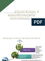 Desarrollo Rural y Abastecimiento Responsable