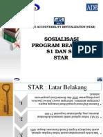 Bahan Sosialisasi Program Beasiswa Star Bagi Bpkp Perwakilan.20140629153719