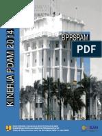 Buku Kinerja PDAM 2014 Wilayah I, Sumatera