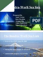 Bandra - Worli Sea Link Environment Mgmt
