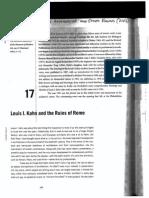Scully - Louis Kahn p298-319