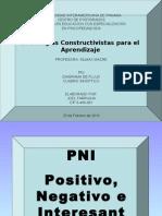 ESTRATEGIAS PNI CUADRO SINOPTICO Y DIAGRAMA DE FLUJO
