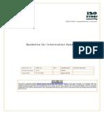 ISO27k Guideline on Information Asset Valuation