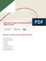 Project 2013 Client