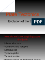 Plate Tectonics - Earth