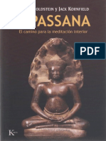 Joseph Goldstein y Jack Kornfield - Vipassana (escaneado).pdf