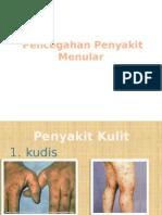 Pencegahan Penyakit Menular