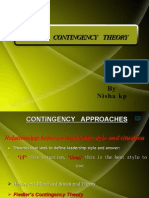 fiedlers contingency theory