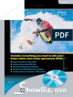 Arcsoft ShowBizDVD Version2 Video Editing Software Manual
