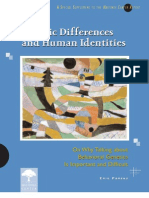 Genetic Differences and Human Identities