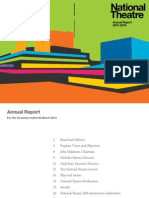National Theatre Annual Report and Financial Statements 2013-14 v2
