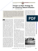 Mitigation Emerges as Major Strategy for Reducing Losses Caused by Natural Disasters