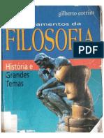 COTRIM, Gilberto - Fundamentos Da Filosofia (Unidade 1)