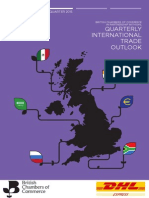 Quarterly International Trade Outlook (QITO) for 2015 Q2