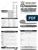 2010 CDGA AM-AM Handicap Application