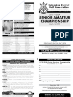 2010 CDGA Senior Amateur Application