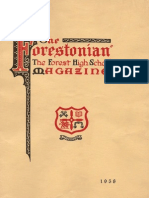 The Forestonian 1958
