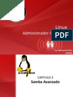 Linux Administrador Avanzado-Configuracion Samba Cap-3