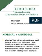 PSICOPATOLOGÍA 2da
