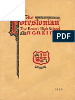 The Forestonian 1963