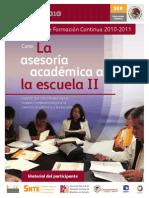AsesoriaII Material Del Participante