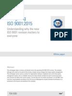 Tuv Sud Navigating Iso 9001 2015