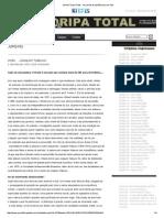Jornal Floripa Total - Joaquim Nabuco