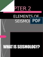 elements seismology