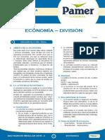 division de la economia