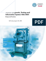 Vehicle Diagnostic, Testing and Information System VAS 5051