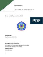 Analisis Penanganan Komplain Di RS X - UTS Pa Yuli - Jani Haryanto 12052124 - Urindo XX
