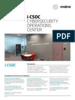 Indra I-csoc Centro Operaciones Seguridad