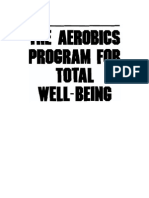[FITNESS] the Aerobics Program for Total Well-Being