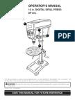 Ryobi Drill Press DP121L_642_eng