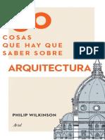50 Cosas Arquitectura