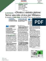 Serve Rete Civica Per Milano