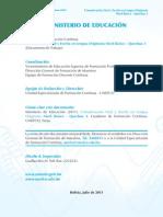 Comunicación Oral y Escrita en Lengua Originaria Nivel Básico - Quechua 3