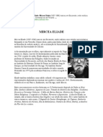 Mircea Eliade Biografia