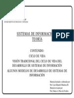 Teora PS6116 Ciclo de Vida