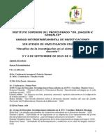 Agenda Ateneo UIDI- JVG
