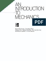 An Introduction to Mechanics - Kleppner