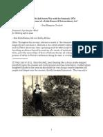 Mary Brickell Averts War With the Seminole 1