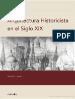 Arquitectura Historicista en El Siglo XIX_Rafael Iglesia