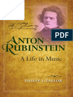 Anton Rubinstein - A Life in Music 1